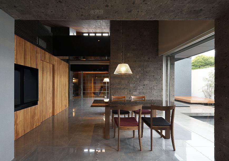 リゾートホテル風住宅|東京と大阪で設計する建築家のリノベーション01