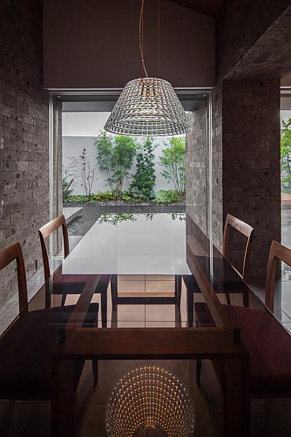 リゾートホテル風住宅|東京と大阪で設計する建築家のリノベーション02