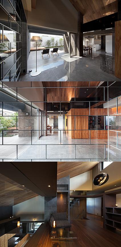 リゾートホテル風住宅|東京と大阪で設計する建築家のリノベーション04