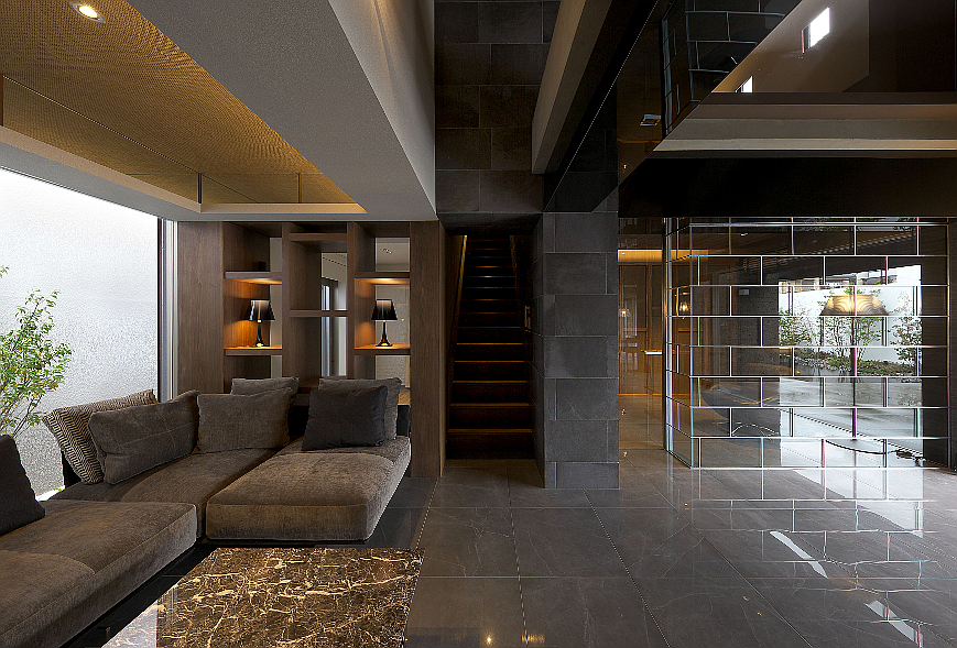 リゾートホテル風住宅|東京と大阪で設計する建築家のリノベーション05