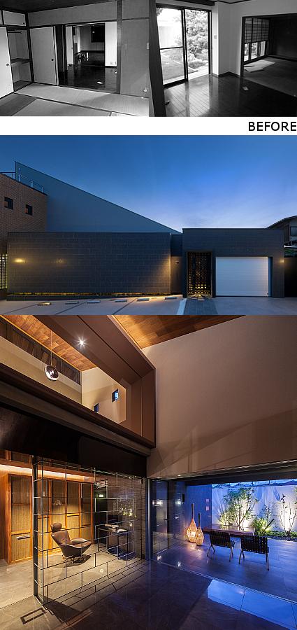 リゾートホテル風住宅|東京と大阪で設計する建築家のリノベーション06