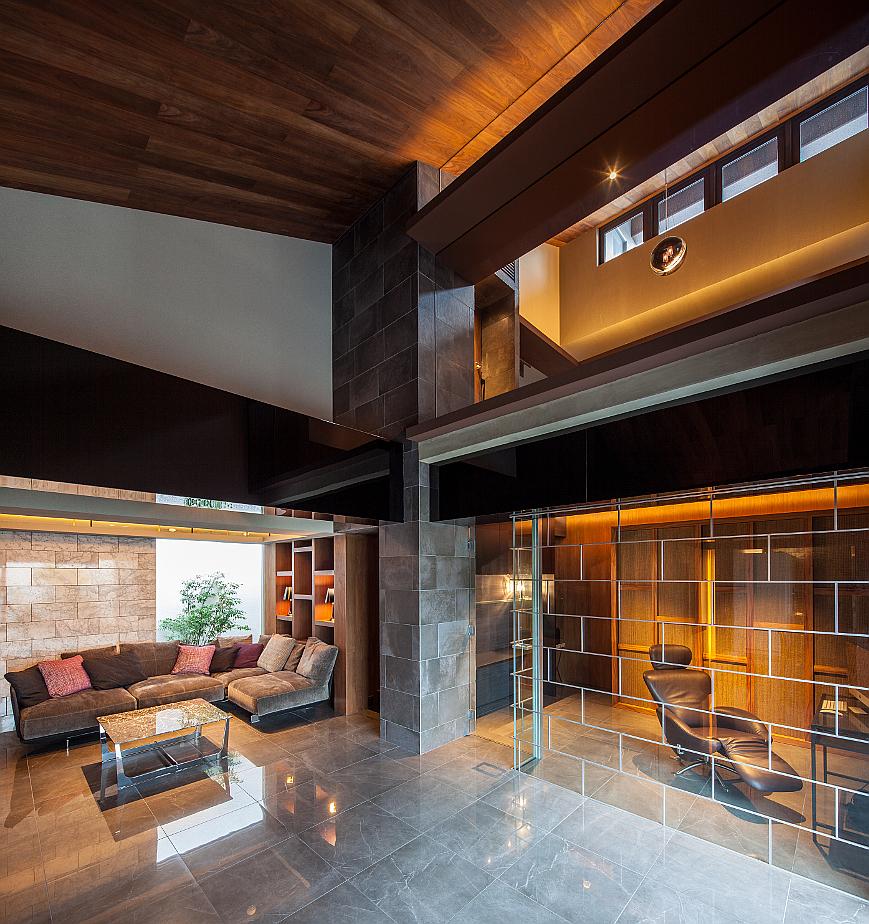 リゾートホテル風住宅|東京と大阪で設計する建築家のリノベーション07