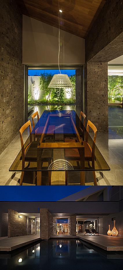 リゾートホテル風住宅|東京と大阪で設計する建築家のリノベーション08