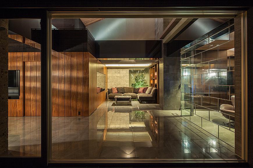 リゾートホテル風住宅|東京と大阪で設計する建築家のリノベーション09